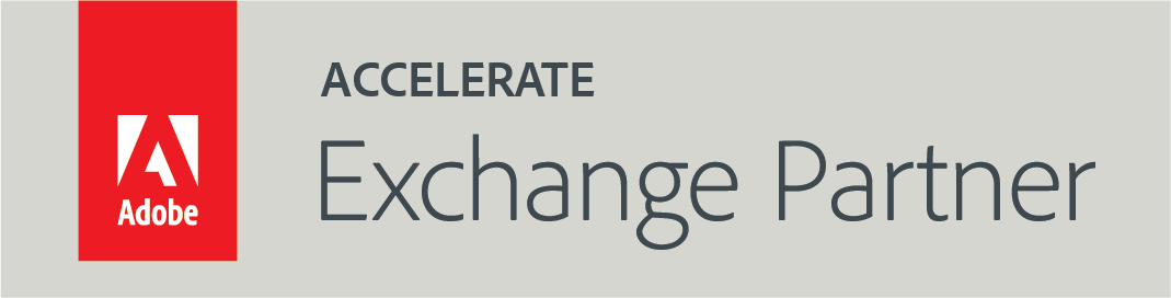Adobe Accelerate Exchange Partner